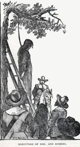 Execution of Anne Hibbins