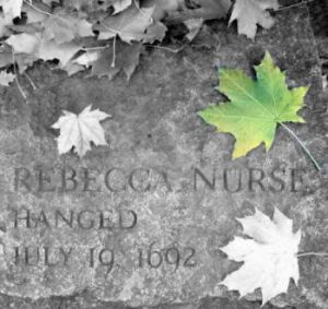 Rebecca Nurse's grave