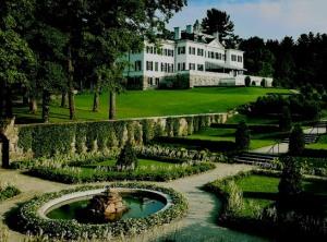 Wharton gardens